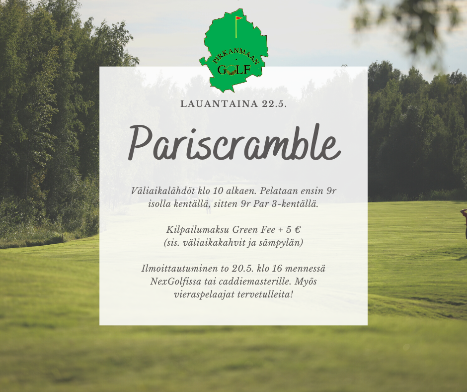 Pariscramble
